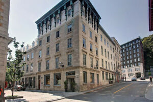 Old Quebec City Vacation Condo (Skier's dream)
