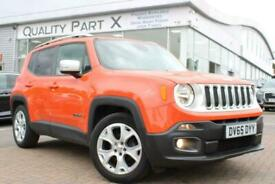 image for 2015 Jeep Renegade 1.6 MultiJetII Limited (s/s) 5dr SUV Diesel Manual