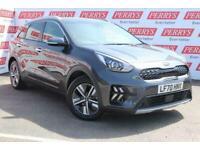 2020 Kia E-NIRO Niro 1.6 GDi Hybrid 2 5dr DCT Estate Auto Estate Petrol/Electric