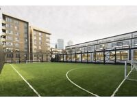CANARY WHARF 5-A-SIDE BRAND NEW LEAGUE £45 PER GAME (5aside 6-a-side 7-a-side )