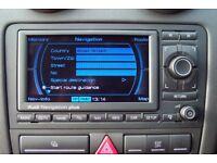 Latest 2017 Sat Nav Discs Update for Audi RNS-E Navigation Map DVD www latestsatnav co uk