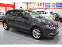 2017 17 VOLKSWAGEN POLO 1.0 MATCH EDITION 5D 60 BHP