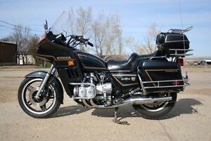 1981 Honda GL1100 Goldwing Interstate
