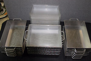 Hot/cold serving pan with insert Moose Jaw Regina Area image 2