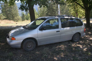1998 Ford Windstar Minivan (for parts or to fix up) in Creston