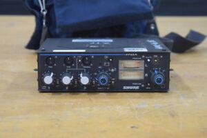 Shure FP32A Field Mixer