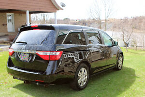2013 Honda Odyssey 1 seule taxe !!!
