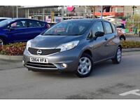 2014 NISSAN NOTE Nissan Note 1.2 Visia 5dr