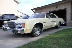 Fantastic 1978 Chrysler Newport