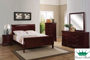 Brand NEW Louis Phillippe Complete Queen Bed! Call 807-346-4044