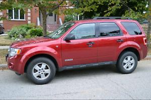 2008 Ford Escape V6