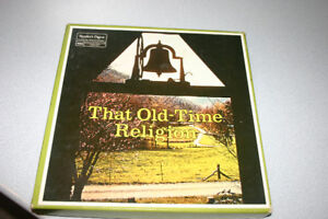 That Old Time Religion Vinyl Album Collection