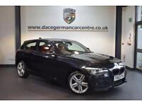 2013 63 BMW 1 SERIES 2.0 120D M SPORT 3DR AUTO 181 BHP DIESEL