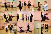 dance lessons toronto, ballroom dance classes