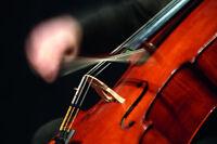 Cours de violoncelle, Plateau Mont-Royal!