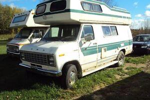 Ford Okanagan camper van