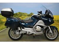 BMW R1200RT SE 2013 ** ONE OWNER, ABS, ESA, 12365 MI, SERVICE HISTORY **
