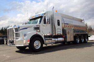 2014 Freightliner Coronado Tank Truck #4700