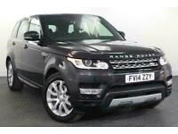 2014 Land Rover Range Rover Sport 3.0 SD V6 HSE SUV 5dr Diesel Automatic 4X4 (s/