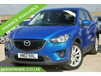 Used, 2012 MAZDA CX-5 2.2 D SPORT FRONT/REAR PARKING SENSORS + REAR CAMERA + LONG MOT for sale  Hook, Hampshire