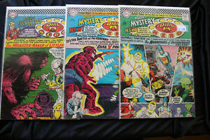 Silverage House of Mystery Comics Superhero Lot