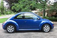 2008 Volkswagen Beetle Comfortline Coupe, Mint