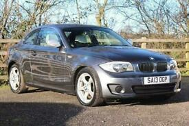 image for 2013 BMW 1 Series 118d Exclusive Edition Coupe Coupe Diesel Manual