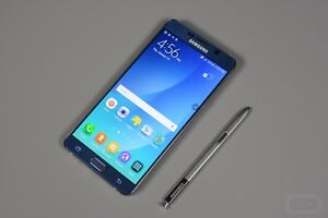 Samsung Note5 mint condition unlocked
