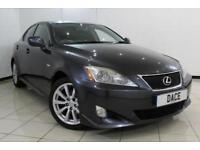 2009 58 LEXUS IS 2.5 250 SR 4DR 204 BHP