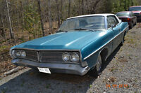 1968 Ford Galaxie 500 - REDUCED PRICE