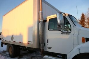 Sterling Acterra 3 Ton Cube truck