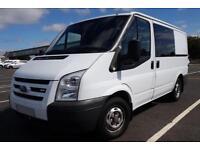Ford Transit 260 day van/camper, 12v/230v, solar, gas hob, cold water system