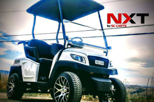 NXT Custom Golf Carts