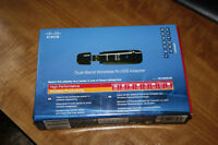 Linksys Wireless N Dual-Band USB Adapter