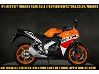 2016 66 HONDA CBR125 R-F 125CC 0% DEPOSIT FINANCE AVAILABLE
