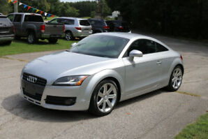 2008 Audi TT 2.0T Coupe (2 door)
