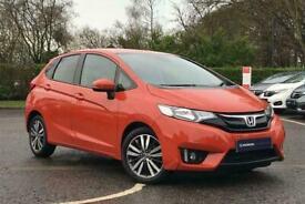 image for 2017 Honda Jazz 1.3 i-VTEC EX 5dr CVT CVT Hatchback Petrol Automatic