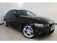 2013 63 BMW 3 SERIES 2.0 320D M SPORT 4DR AUTOMATIC 181 BHP DIESEL