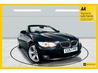 2007 BMW 3 Series 3.0 330i SE 2dr Convertible Petrol Automatic
