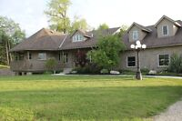 Lake View Custom Bungalow for Sale