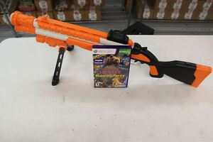 Big game hunter gun plus game, xbox 360 kinect