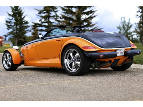 Used 2000 Plymouth Prowler