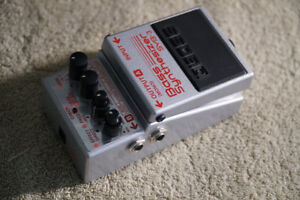Boss bass synth pedal SYB-3