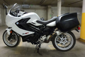 BMW F800GT Sport Touring
