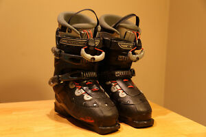 Ski Package - Salomon Ski Boots and Rossignol Skis $100