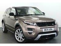 2015 Land Rover Range Rover Evoque 2.2 SD4 Dynamic Lux SUV 5dr Diesel Automatic