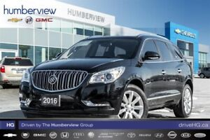 2016 Buick Enclave Premium NAVIGATION|BACKUP CAM|PANO ROOF|HE...