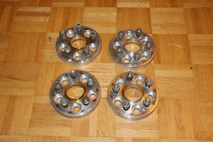 5x100 20mm Hub centric spacers for Brz, Frz, Gt86