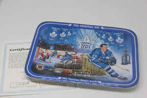 Toronto Maple Leaf Collector Plate