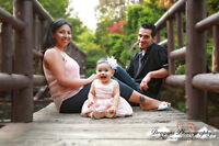 On-Location Family Portrait Sessions $150